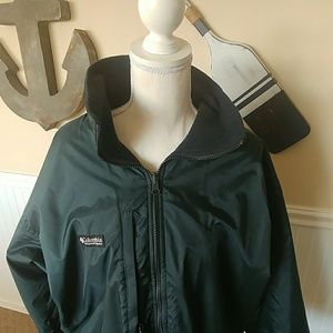 Columbia Green Jacket